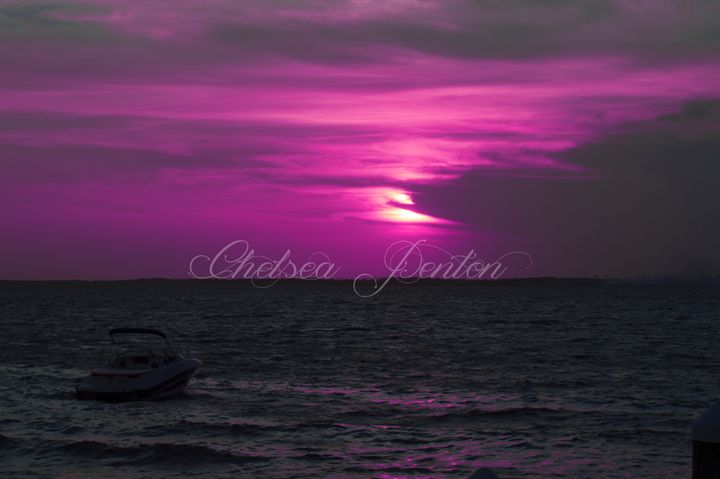 Pink Sunset - PentonDesigns