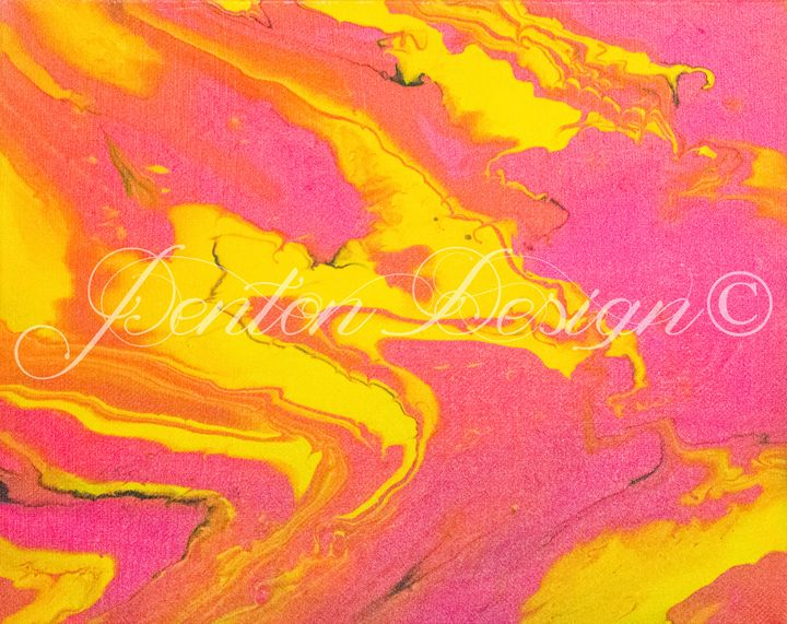 Sunset Flow - PentonDesigns