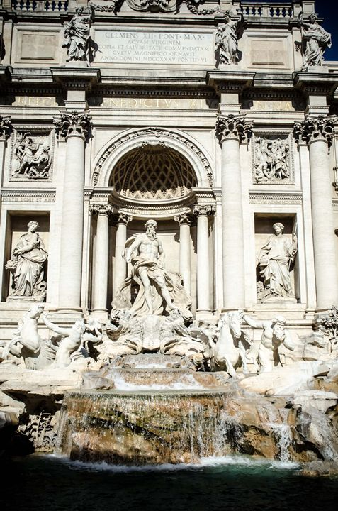 Rome 6 - Trevi Fountain - Justin Short