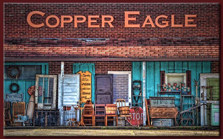 The Copper Eagle - Sheryl Gerhard
