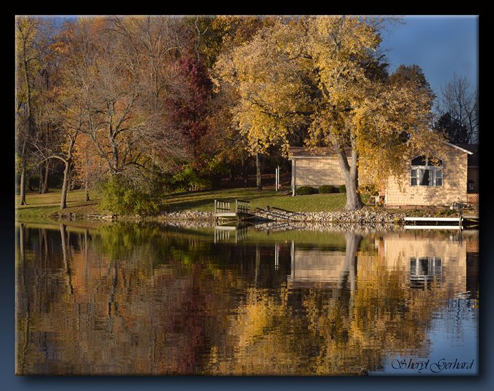 Lakeside Living - Sheryl Gerhard
