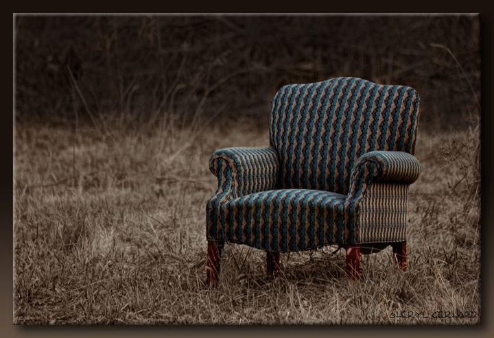 The Empty Chair - Sheryl Gerhard