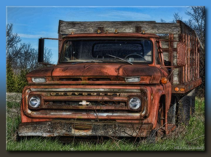 The Old Chevy - Sheryl Gerhard