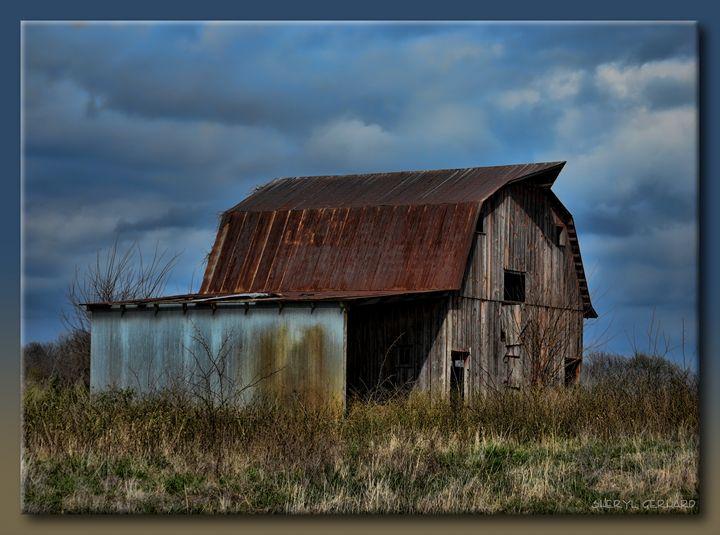 Fayette County Barn - Sheryl Gerhard