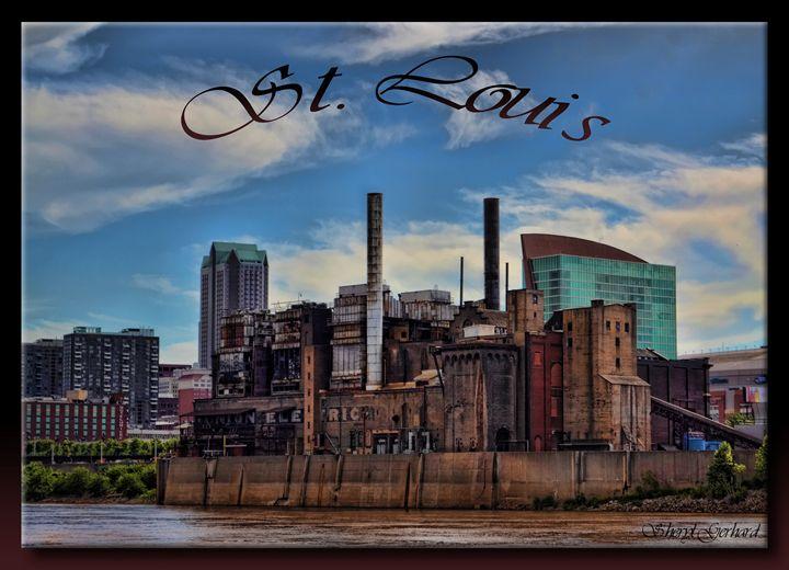 The St. Louis Shoreline - Sheryl Gerhard