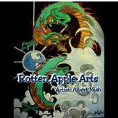 Rotten Apple Arts  (Albert Mish )