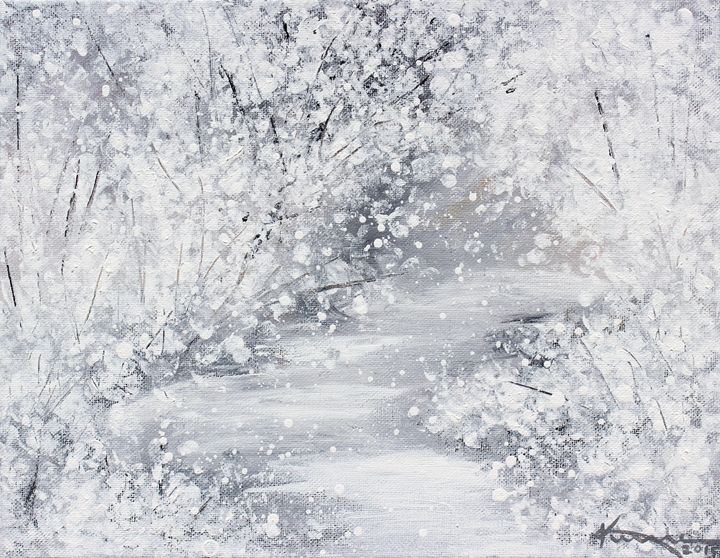 Frost and Snow - Kume Bryant Art