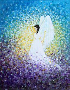 Healing Angel No3 - Kume Bryant Art