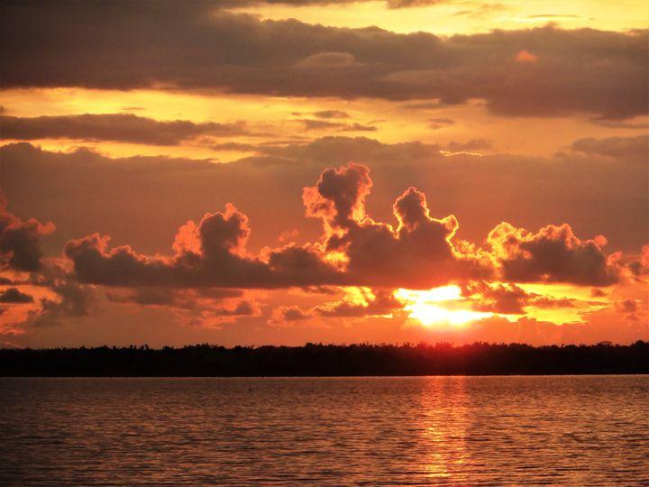 Beach Sunset - June Caisip