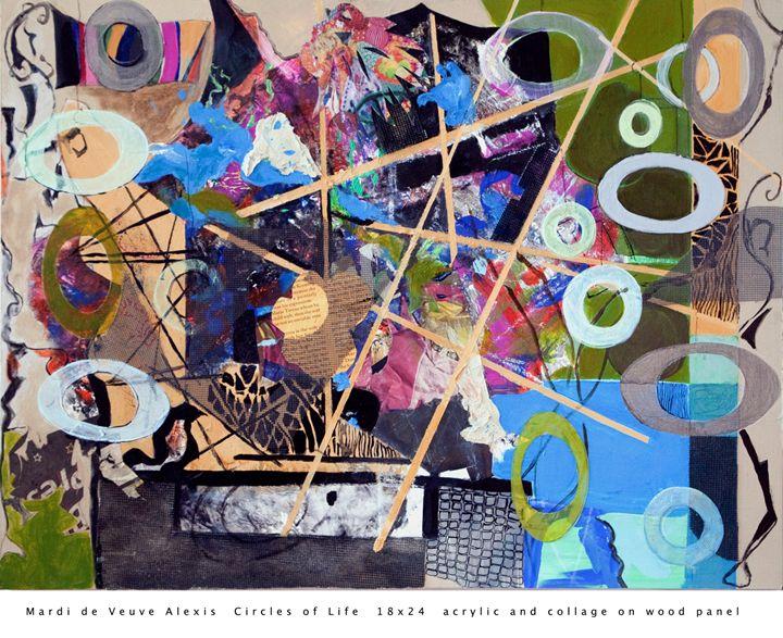 Circles of Life - MardisArt