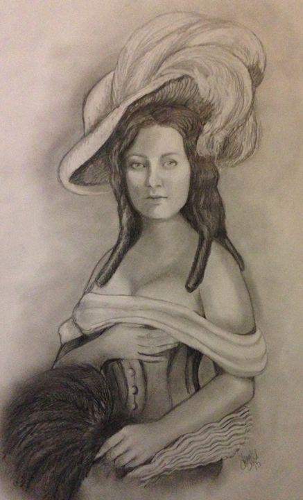 Lady Lust - SoClose Art