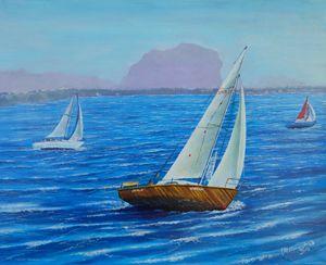 "Black Sea Regatta - ""Ah Like Dat!"" creations"