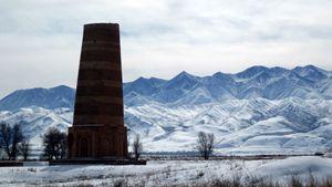 Burana Tower I