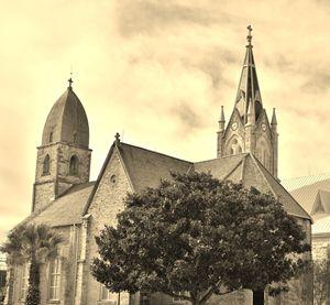St. Mary's in Fredericksburg, Texas