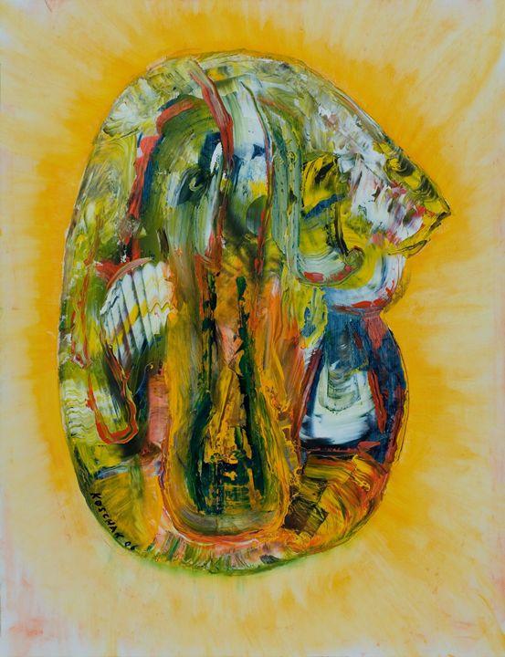 Mystic - Art by Peter Koschak, CH, SLO