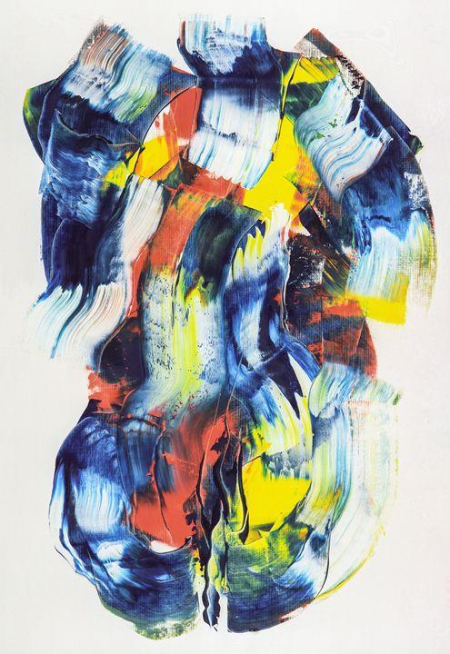 Torso - Art by Peter Koschak, CH, SLO
