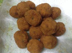 Homemade Chicky Balls