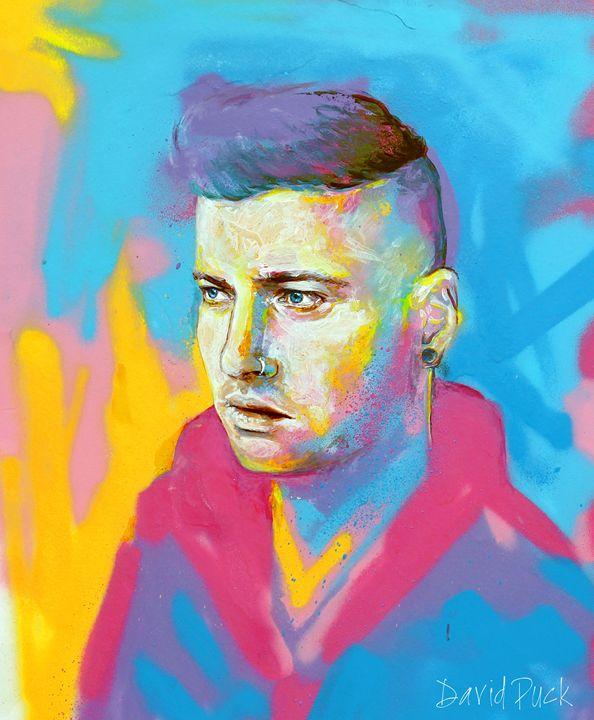 David Puck - David Puck - Artist