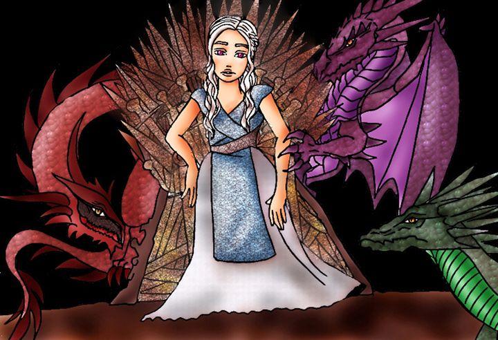 Mother of Dragons - BojanaRajkovic