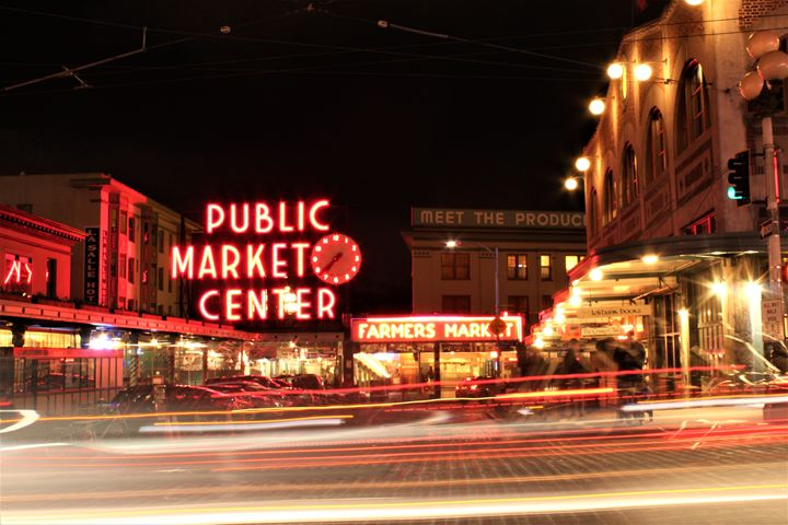 Seattle Public Market 2 - Pat Hansen's Photos