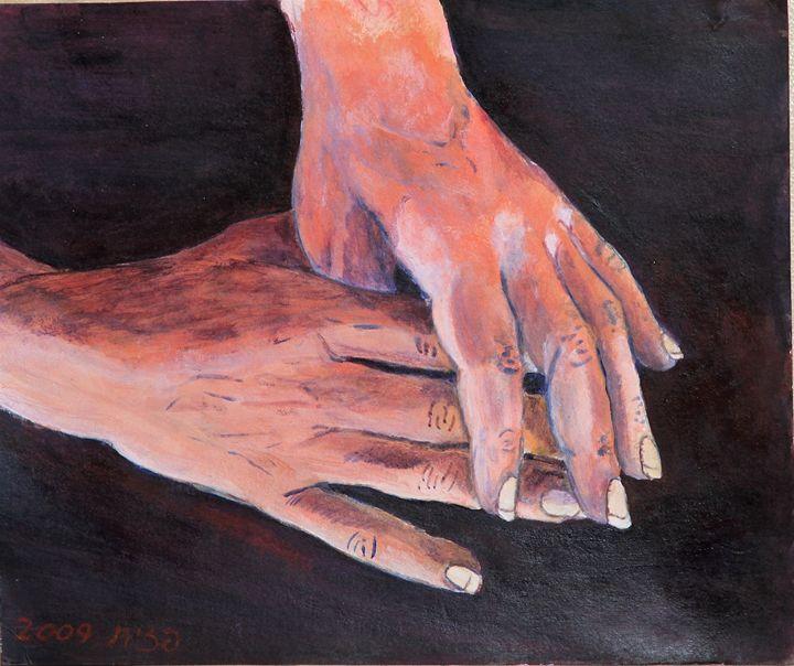 Hands - Pazit Goldstein
