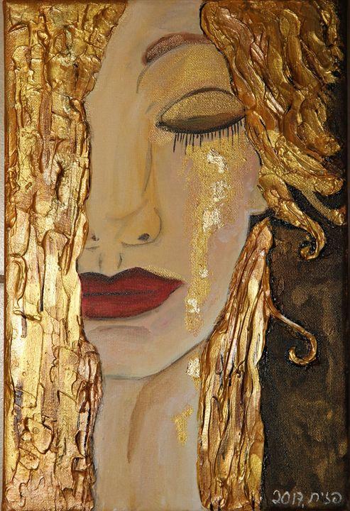 Golden Tears - Pazit Goldstein