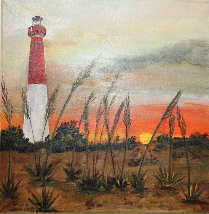 The Lighthouse - Pazit Goldstein