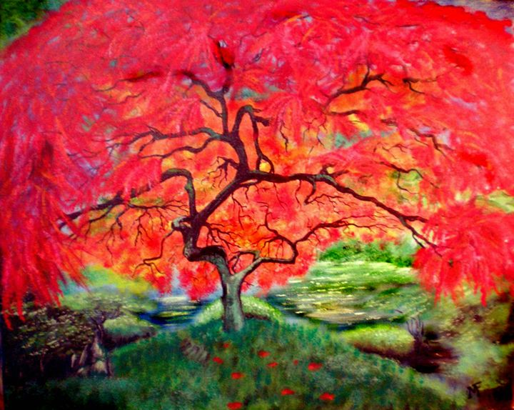 Japanese Maple - Fisher Artworks
