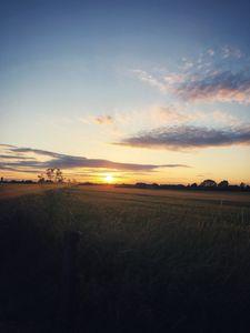 English Sunset - AjaxArt