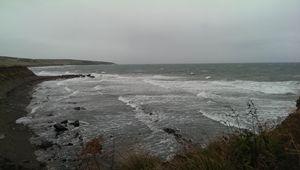 Overcast day east Cork