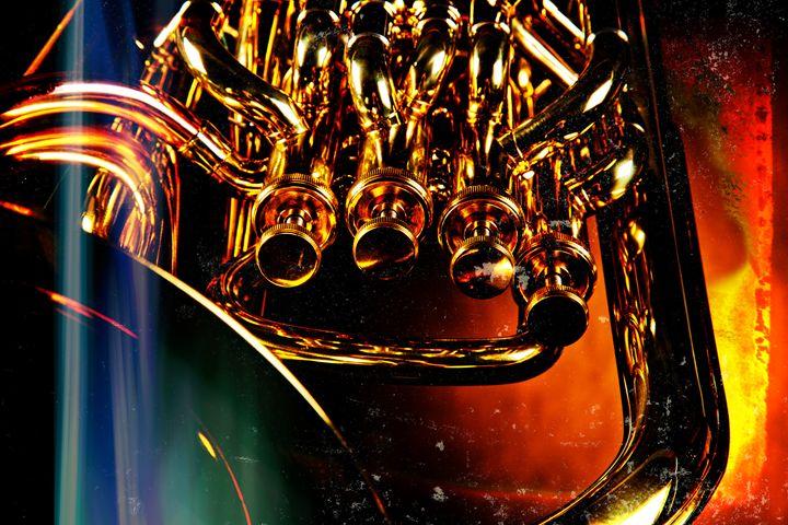 Bass Tuba Music 5562.004 - M K Miller III
