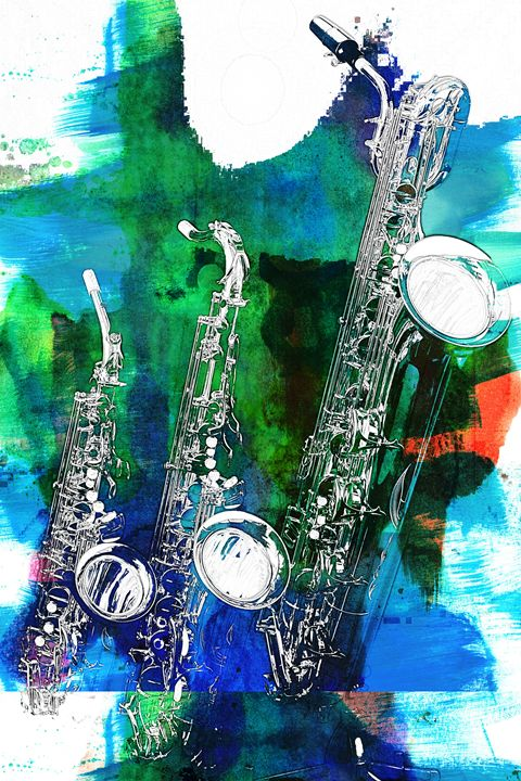 Saxophone Music 5550.156 - M K Miller III