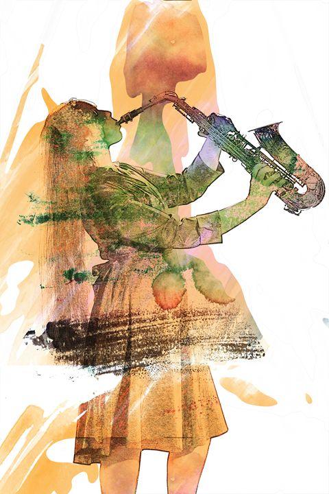 Saxophone Music 5550.161 - M K Miller III