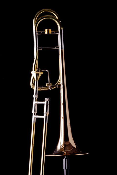 Trombone Music 5549.054 - M K Miller III