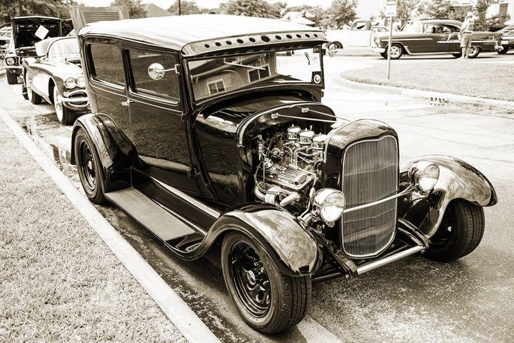 1929 Ford Model A 5511.58 - M K Miller III