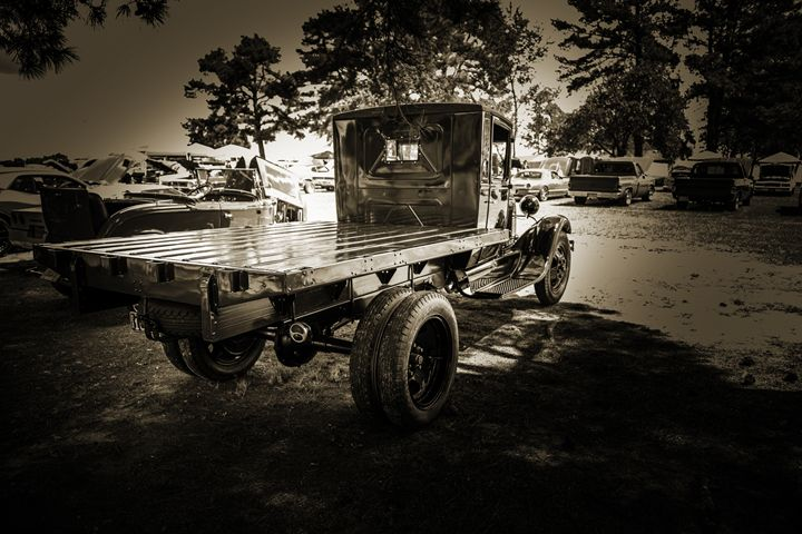 1930 Ford Stakebed Truck 5512.58 - M K Miller III