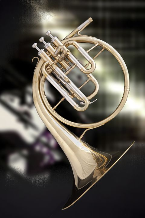 French Horn Music 5560.025 - M K Miller III