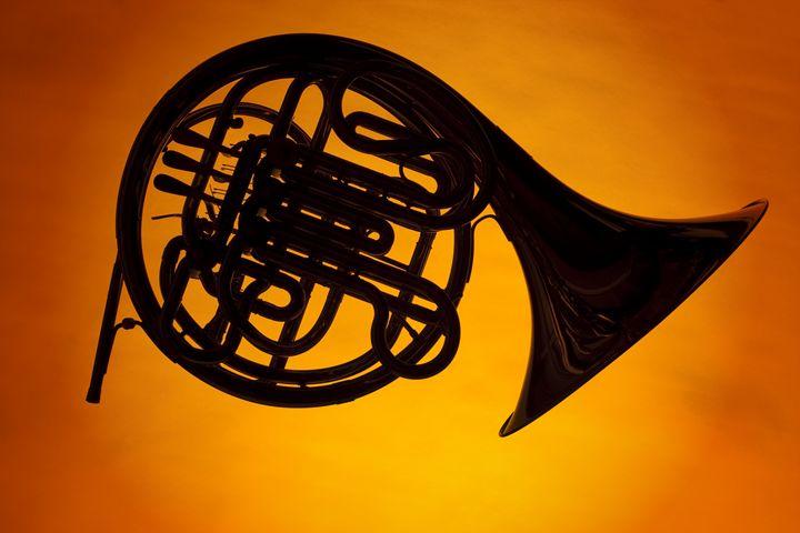 French Horn Music 5560.004 - M K Miller III