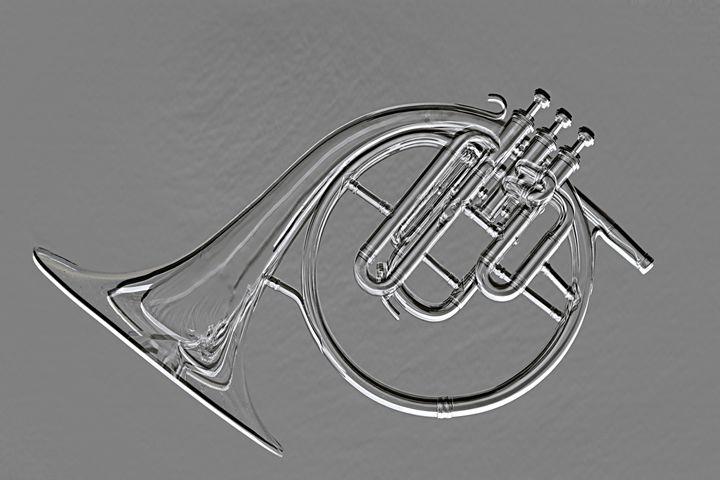 French Horn Music 5560.016 - M K Miller III