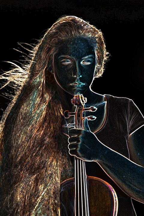 Violin Music 1346. 394 - M K Miller III