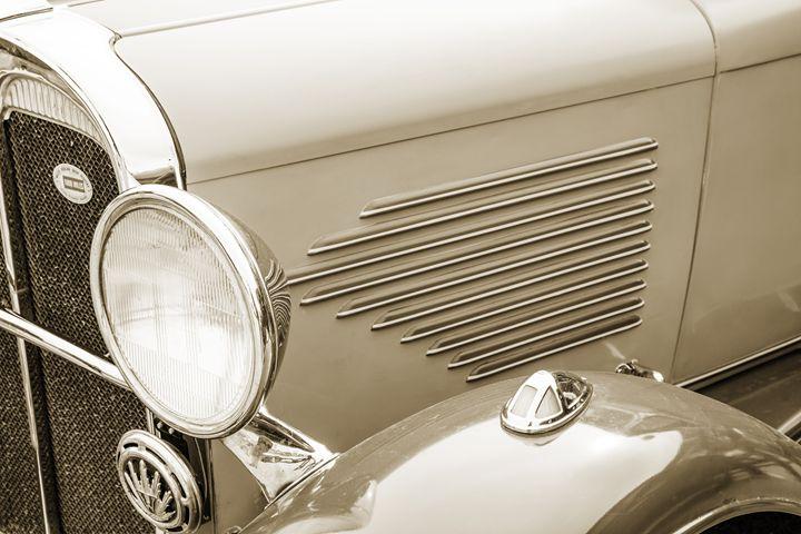 1931 Willys Convertible 1548.017 - M K Miller III