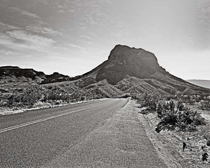 Big Bend Texas 1443.015 - M K Miller III