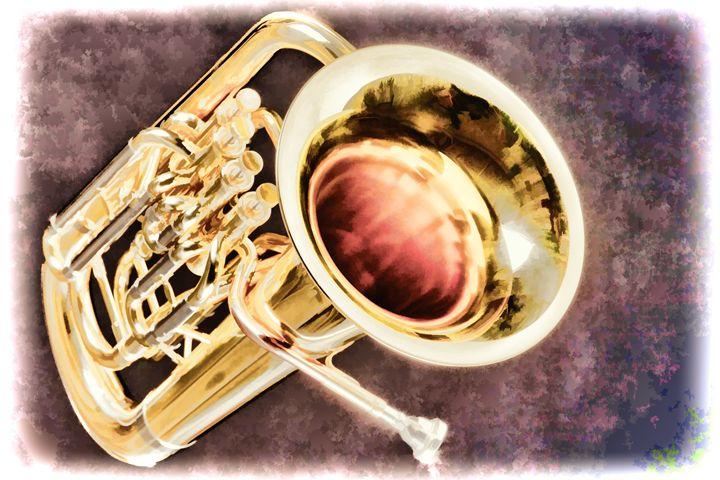 Bass Tuba Music 5562.014 - M K Miller III
