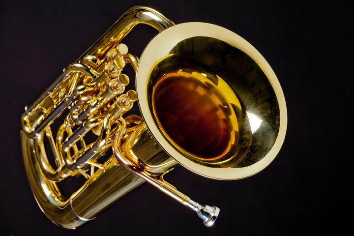 Bass Tuba Music 5562.016 - M K Miller III
