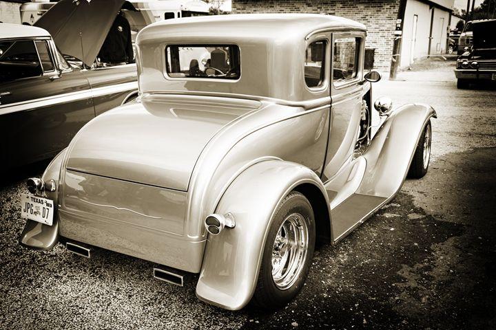 1931 Ford Model A  5563.15 - M K Miller III