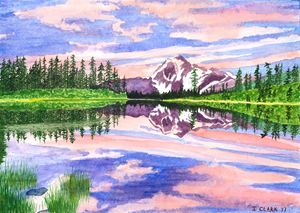 Mt. Shuksan (North Cascades N.P.)
