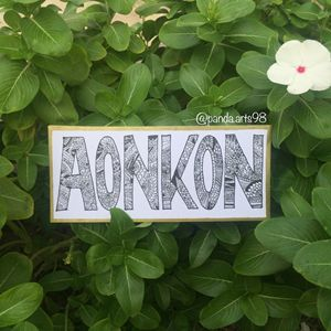 Customized name card