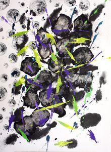 Dark Matter In Motion #6