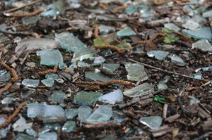 Scattered Glass