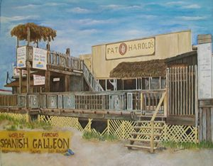 The Old Galleon:Gone But Not Forgott